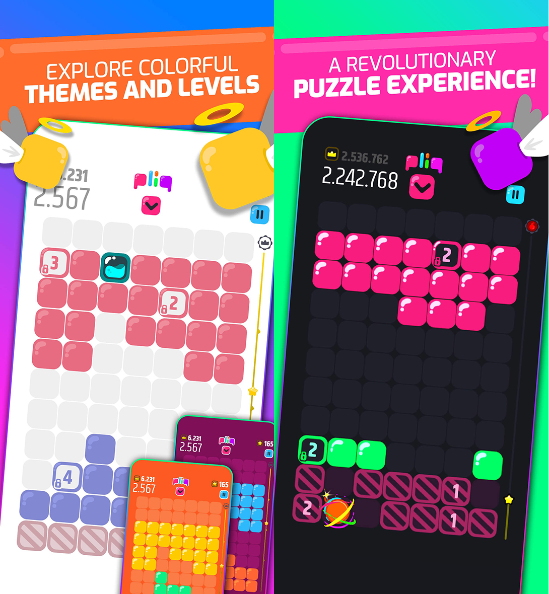 pliq: A Marvelous Puzzle Game